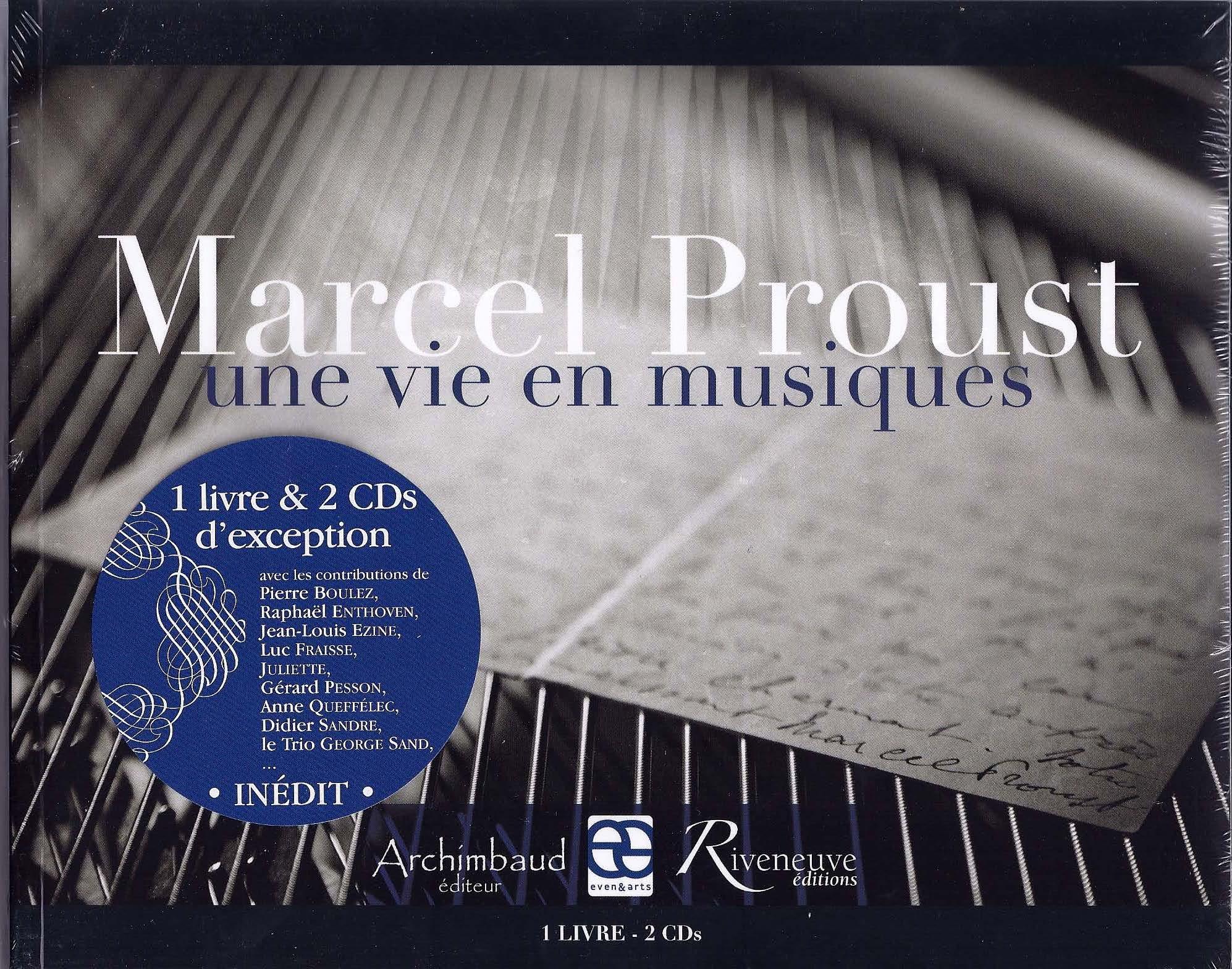 Proust, une vie en musique