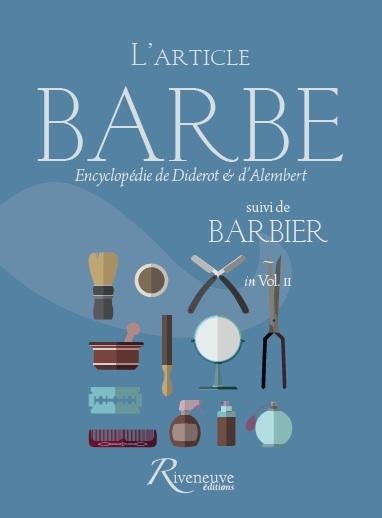 L'article «Barbe» suivi de «Barbier»