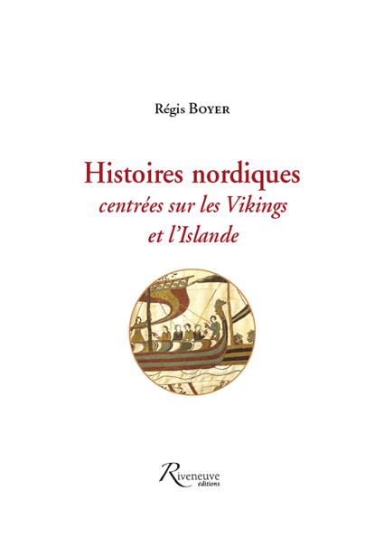Histoires nordiques centrées sur les Vikings et l'Islande
