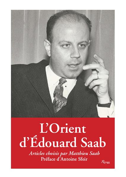 L'Orient d'Edouard Saab