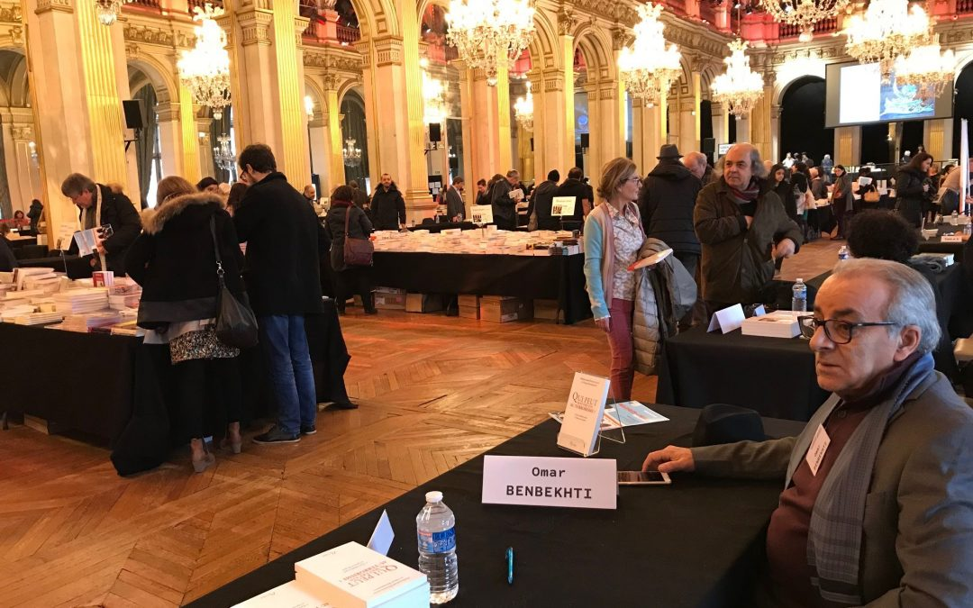 Riveneuve au Maghreb-Orient des livres 2018