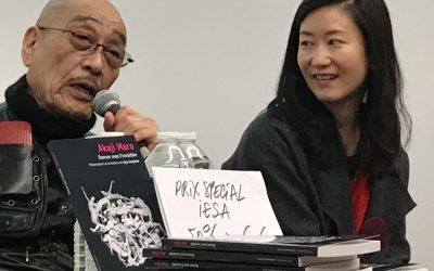 Akaji Maro à l'IESA