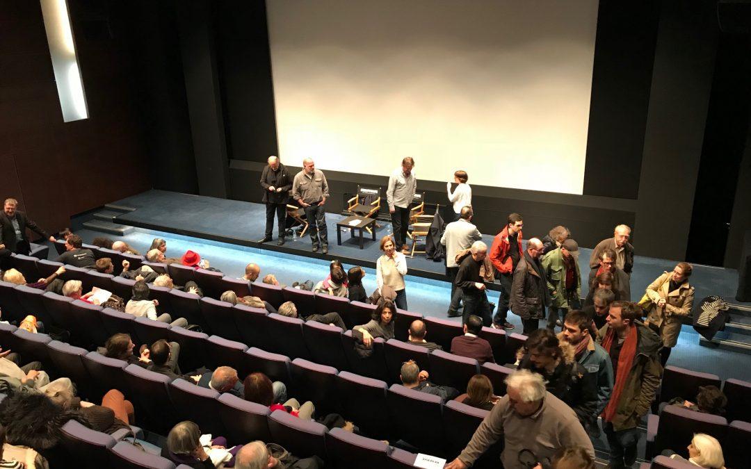 Riveneuve à la Cinémathèque