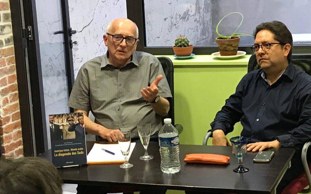 Soirée de lancement de «Amérique Latine – Monde Arabe, La diagonale des Suds»