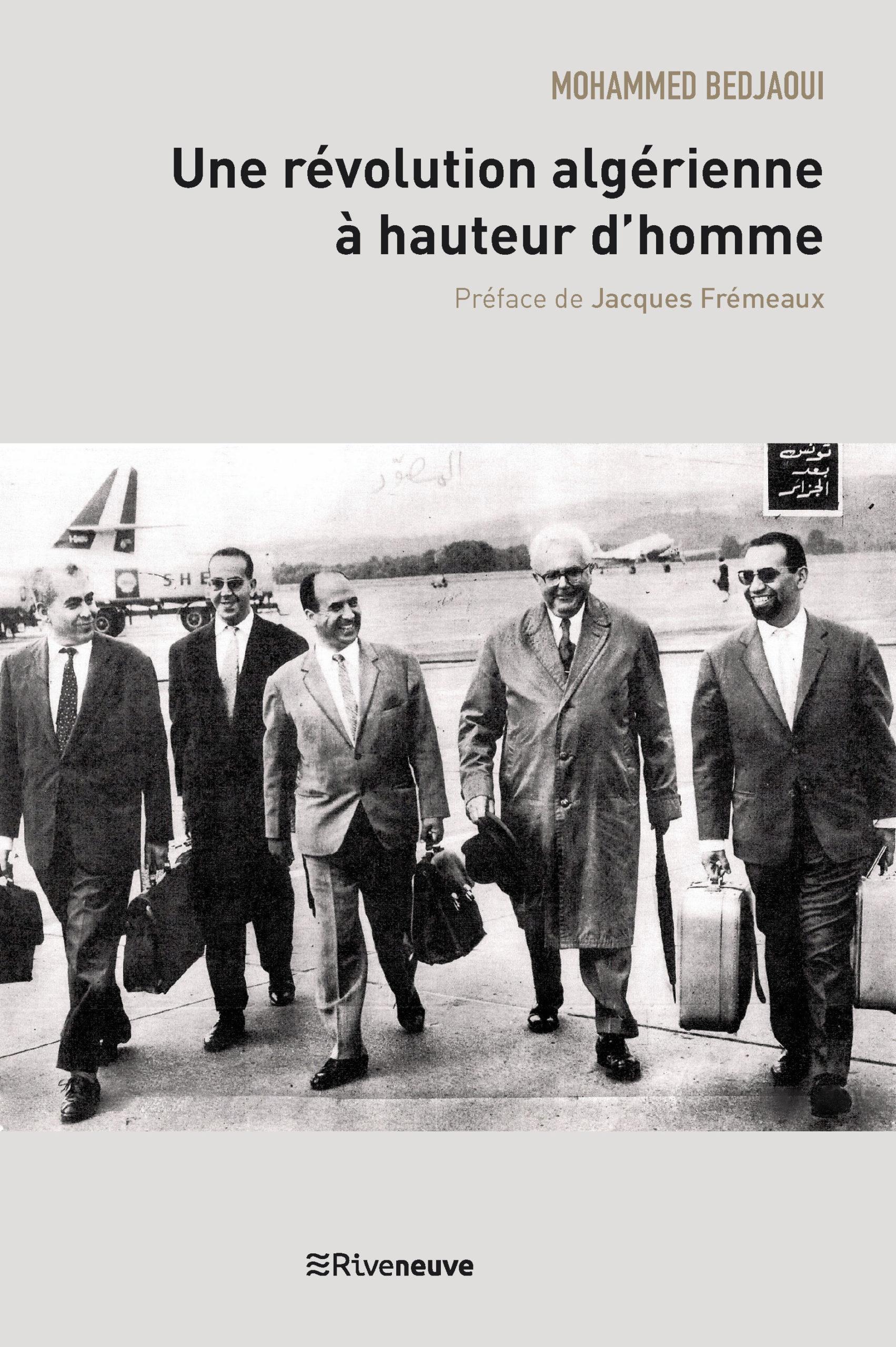 Une révolution algérienne à hauteur d'homme