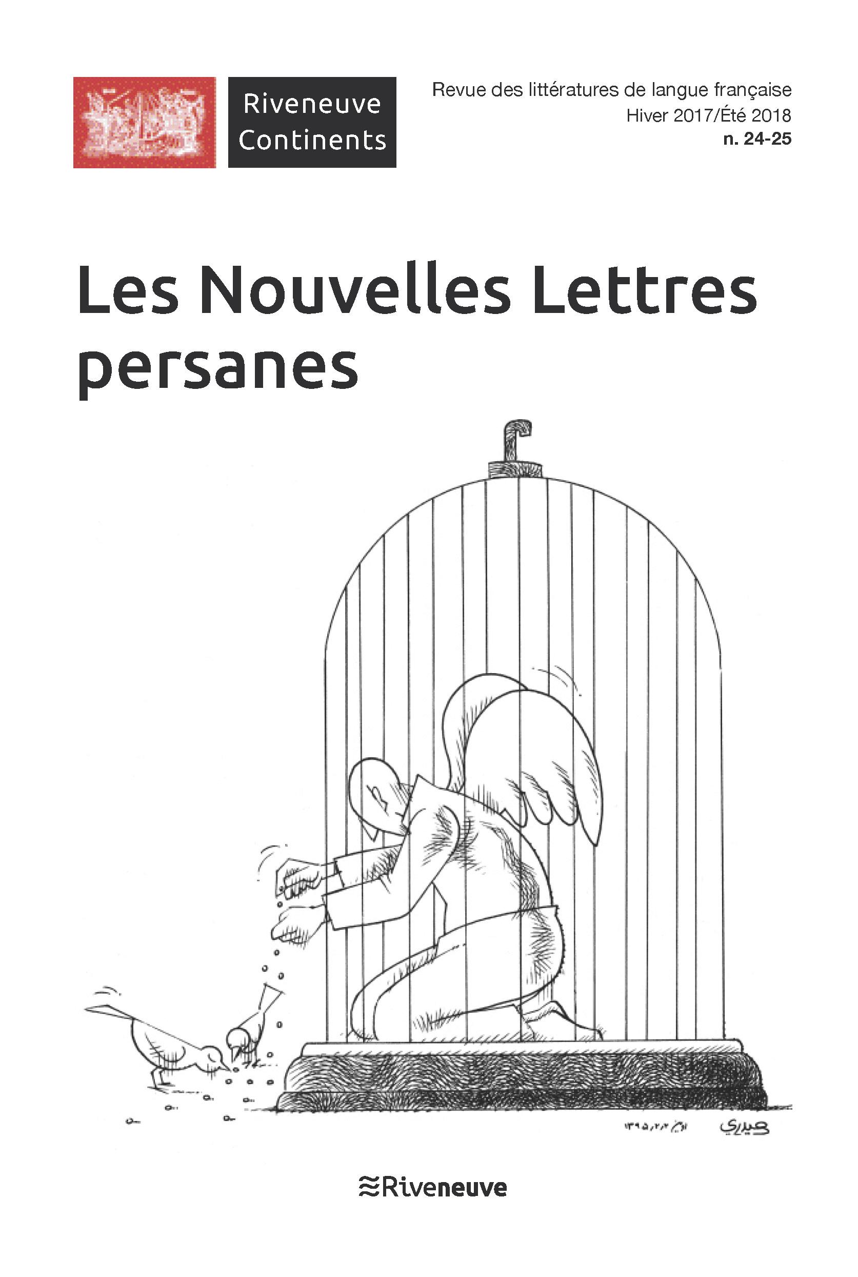 Les Nouvelles Lettres persanes
