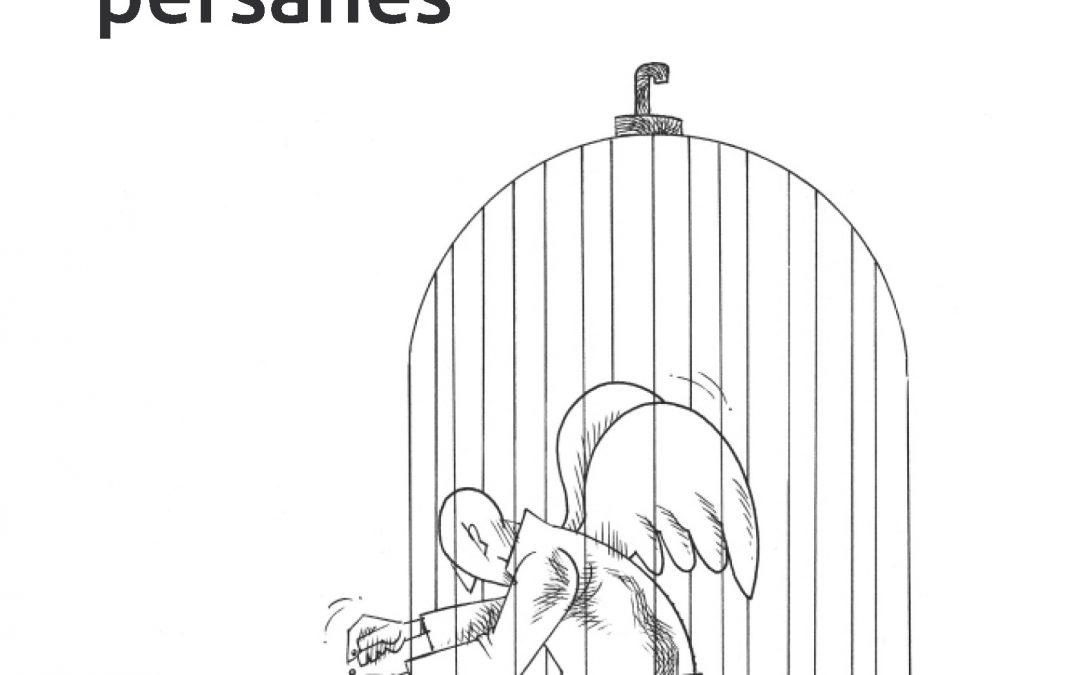 Présentation du n°25 de la revue: Les Nouvelles Lettres persanes