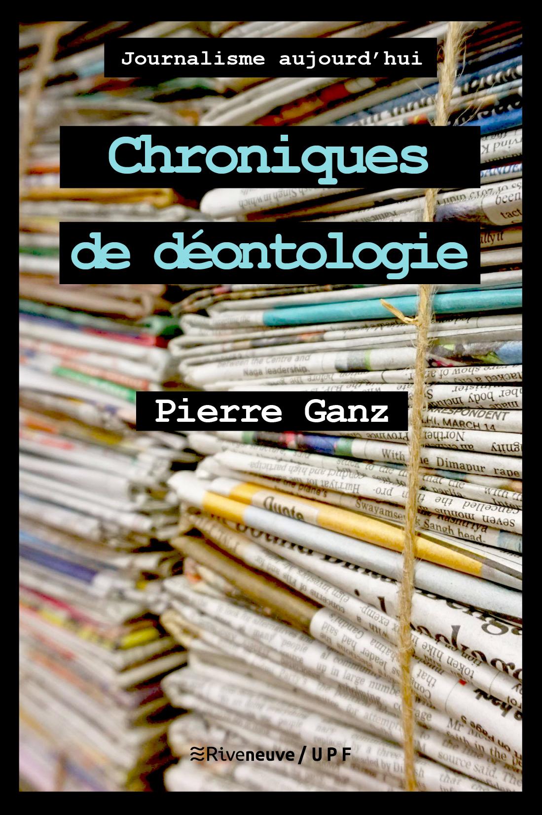 Chroniques de déontologie