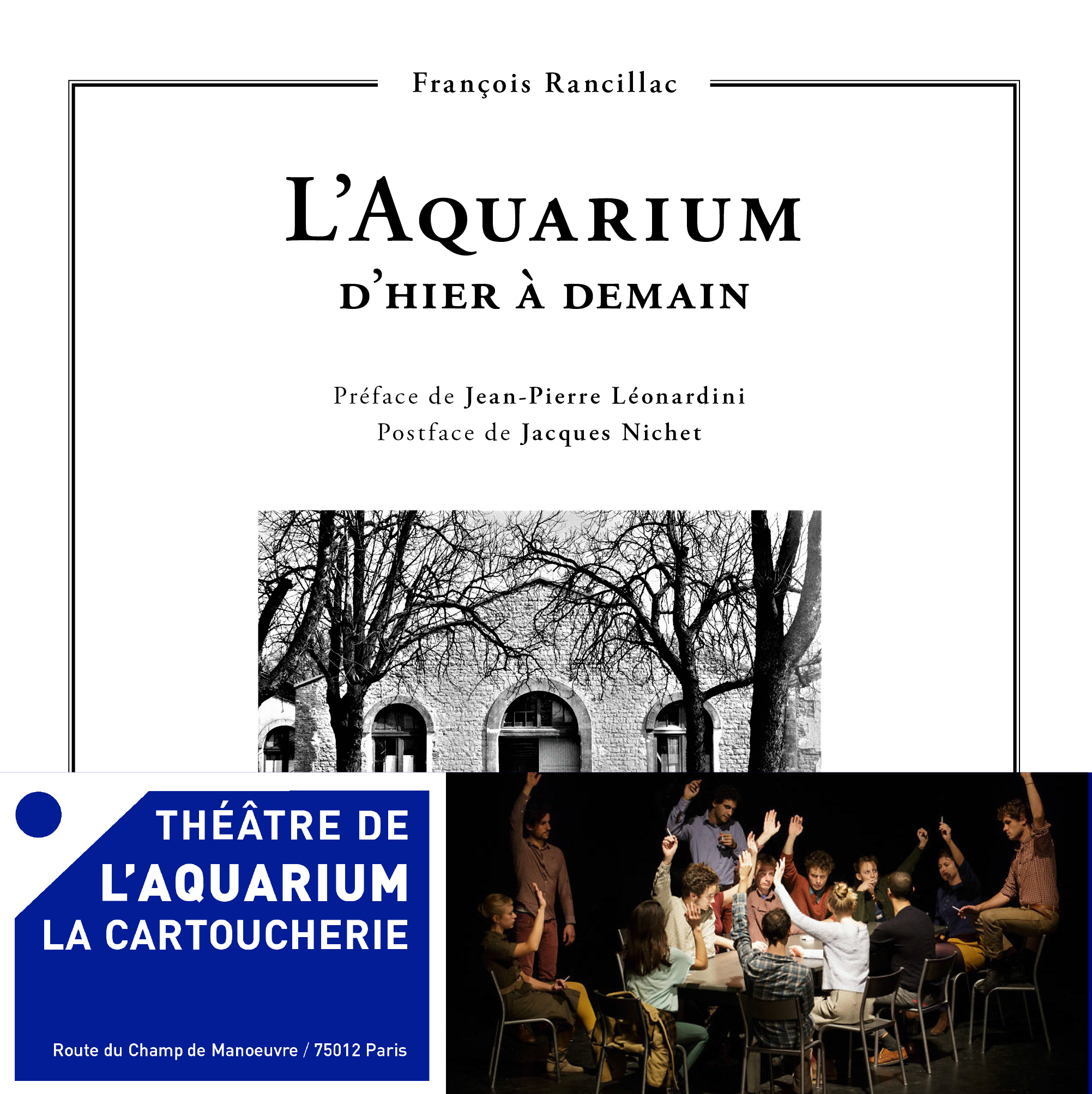 L'Aquarium, d'hier à demain