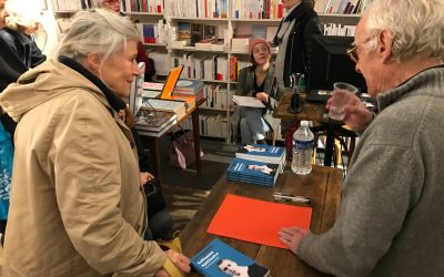 Jean-François Robin à la librairie Libralire