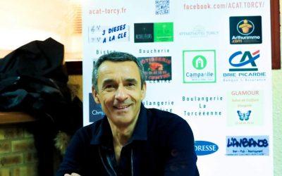 Thierry de Carbonnières à Torcy