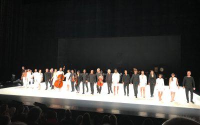Riveneuve publie Emanuel Gat pour sa Première au théâtre de Chaillot