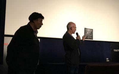Jean-Claude Missiaen fait son cinéma au Panthéon