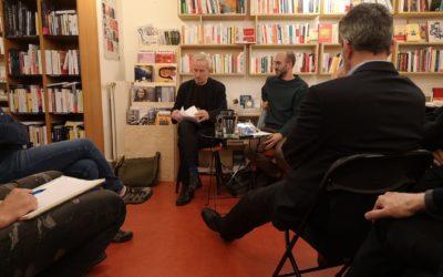 De Damas à Namur, Riveneuve en débat