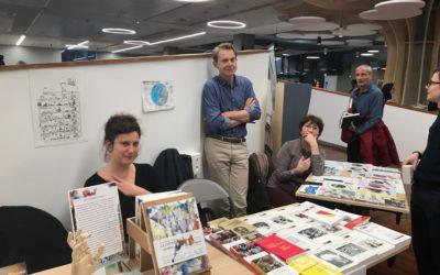 Riveneuve au salon des revues plurielles de Toulouse