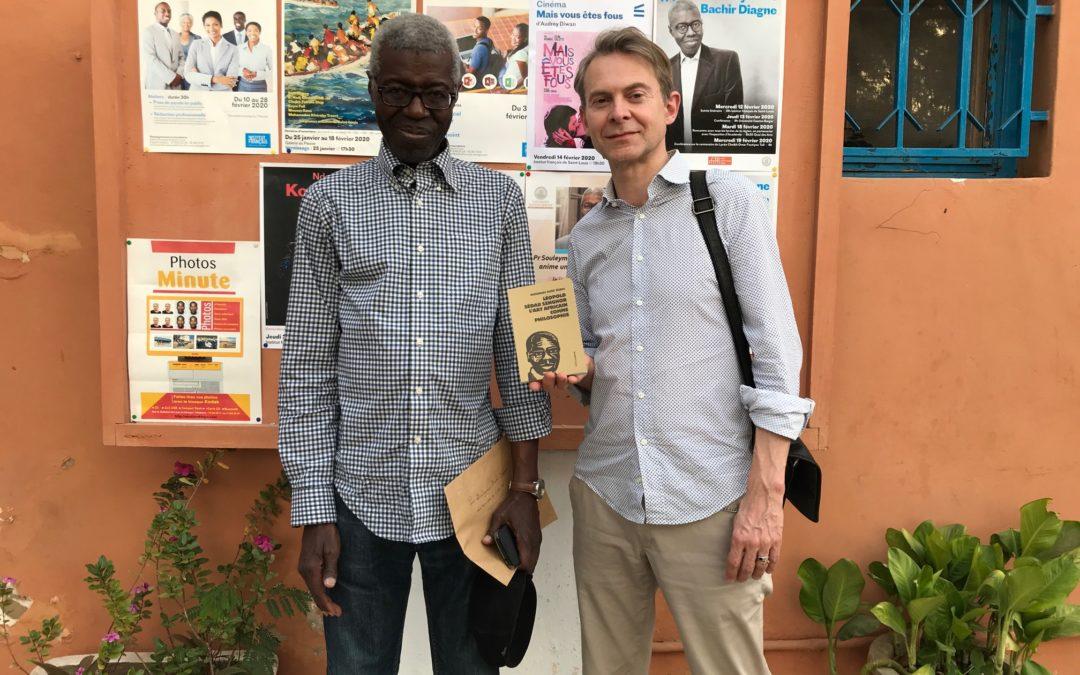 Riveneuve au Sénégal (2) : Les nouvelles lettres sénégalaises