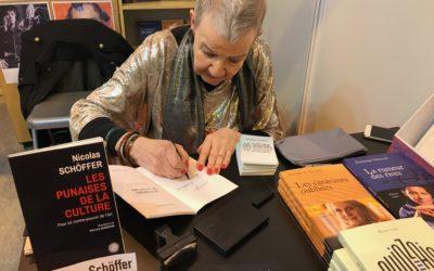 Disparition de l'artiste et autrice Éléonore de Lavandeyra Schöffer