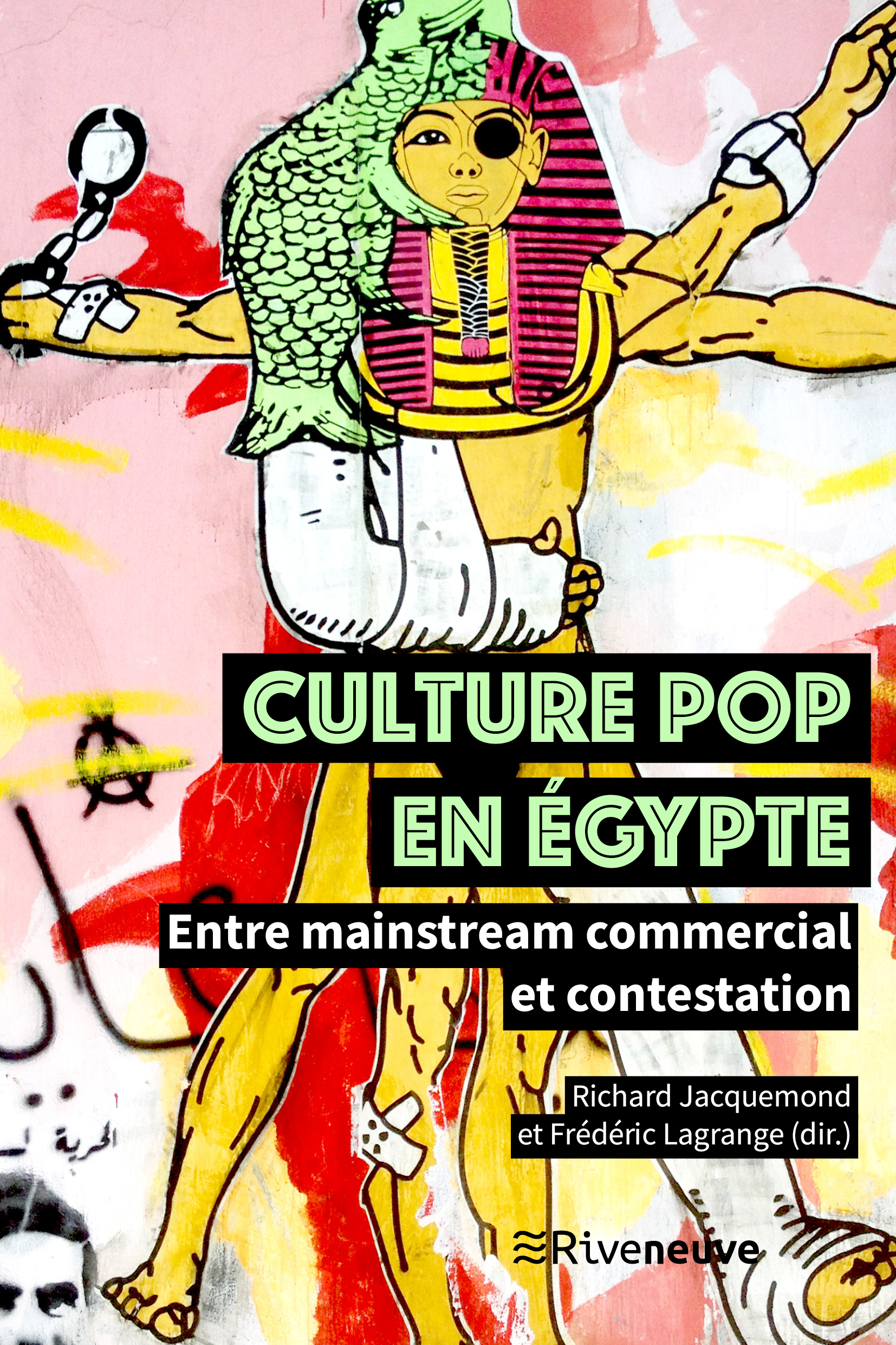 Culture pop en Égypte. Entre mainstream commercial  et contestation