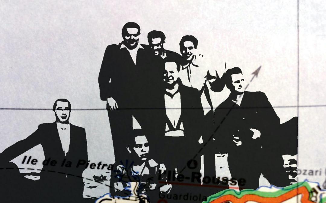 Nos auteurs ont du talent (4) : les exilés politiques en Corse sont en visio !