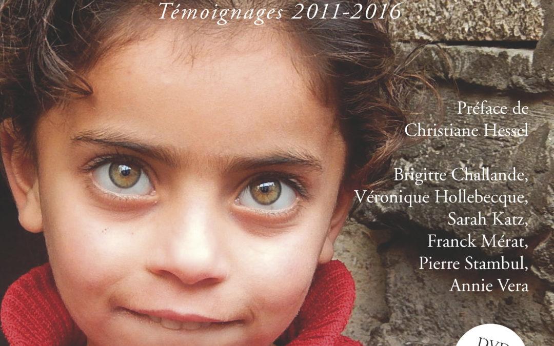 Nos auteurs ont du talent (12) : Une collecte pour les paysans de Gaza