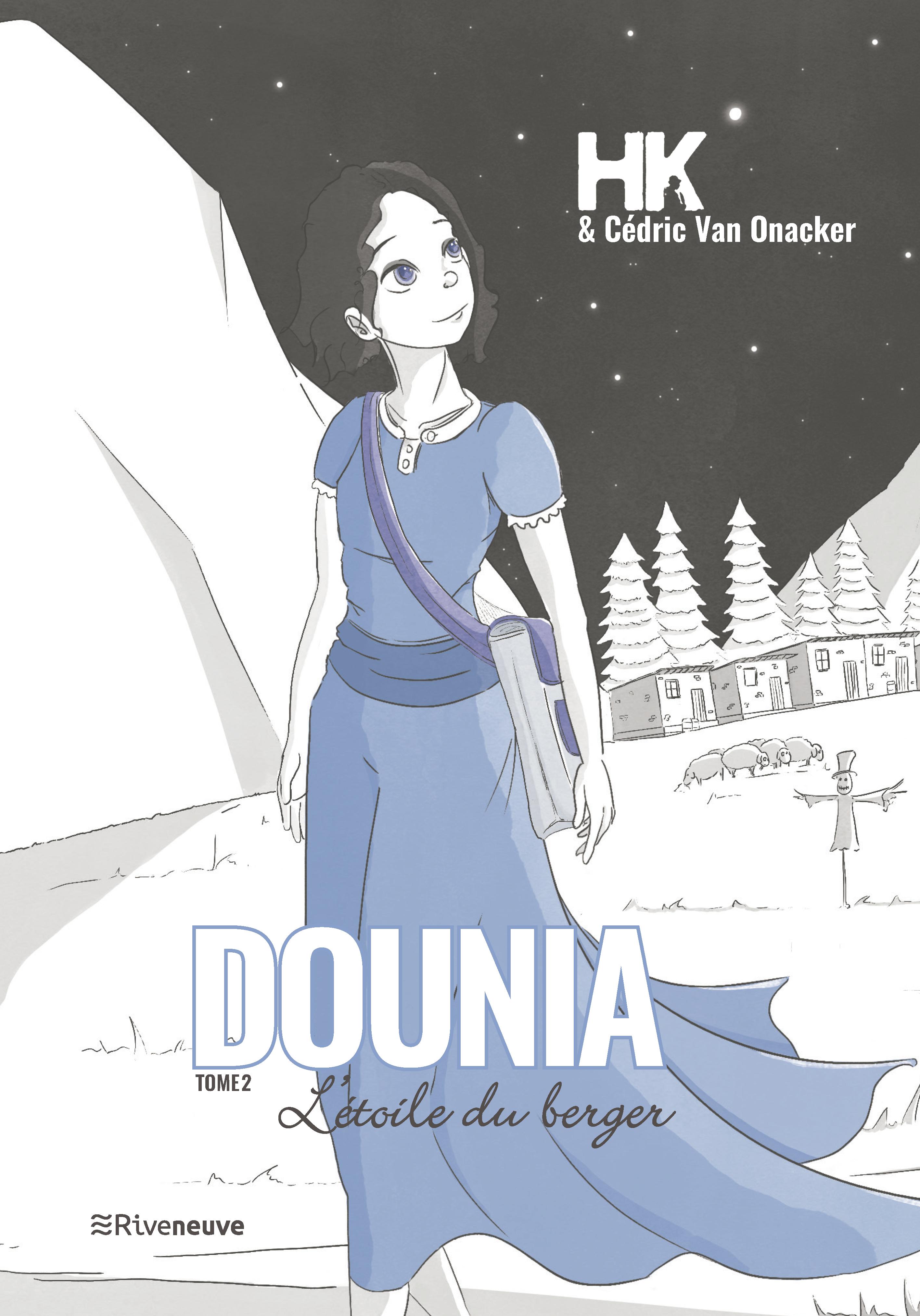 Dounia – Tome 2 : L'étoile du berger