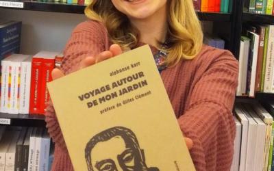 Alphonse Karr, son jardin et les médias